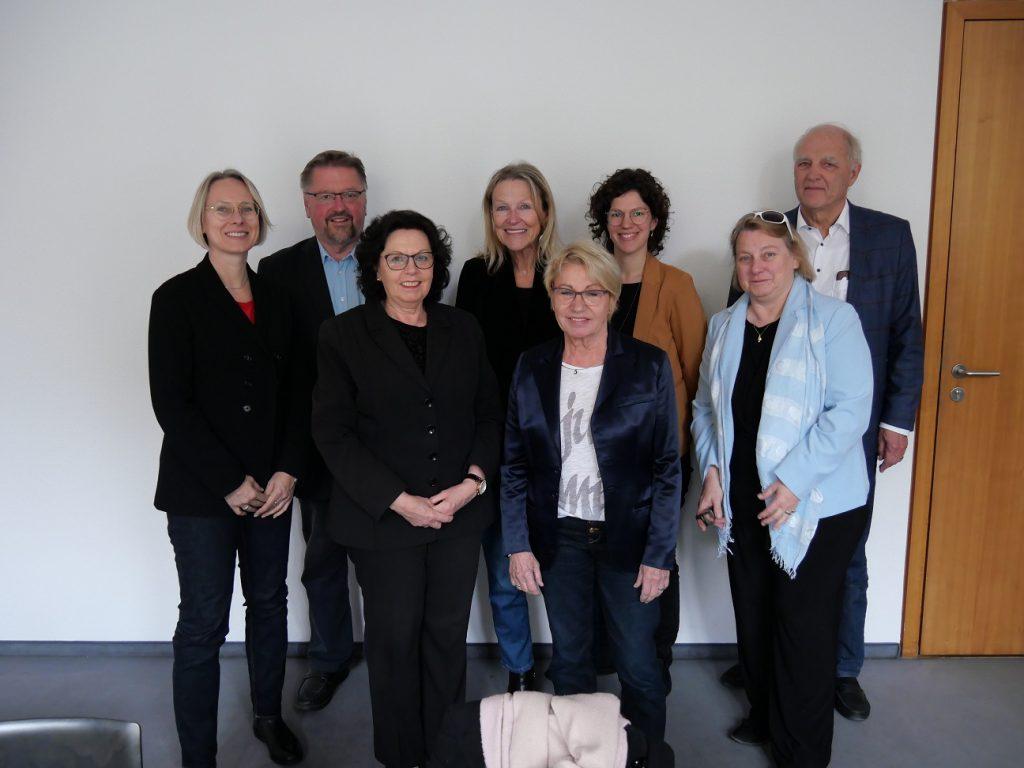 Treffen mit Sylvia Kotting-Uhl